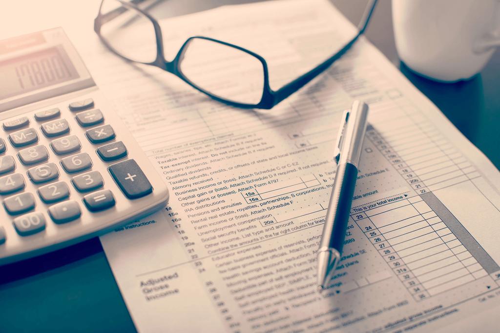 Freelance tax filing